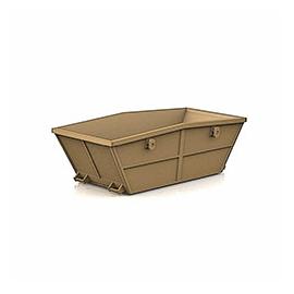 Behälter für Absetzkipper Fahrzeuge