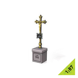 Kruzifix Černovice u Tábora H0