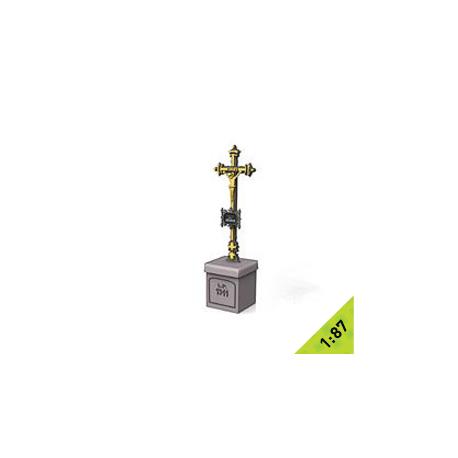 Krucifix Černovice u Tábora H0