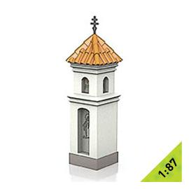 Kalvarienberg Březina H0