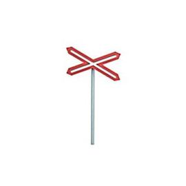 Výstražné kříže 9ks