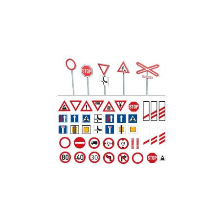 Dopravní značky SADA 1