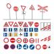 Dopravní značky SADA 2