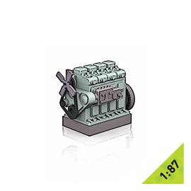 Motor Škoda 4S110 H0