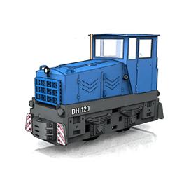 DH120 TTf