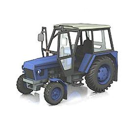 Zetor 6911 / 6945 mit öffenen Türen - Umbausatz